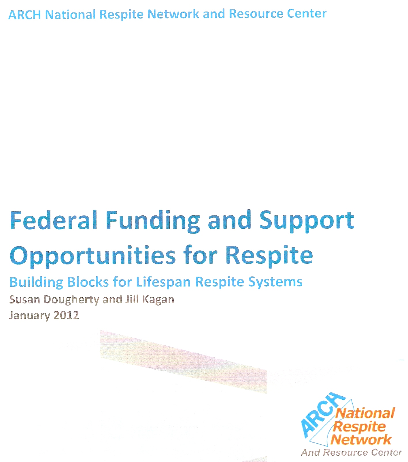 funding for lifespan respite systems